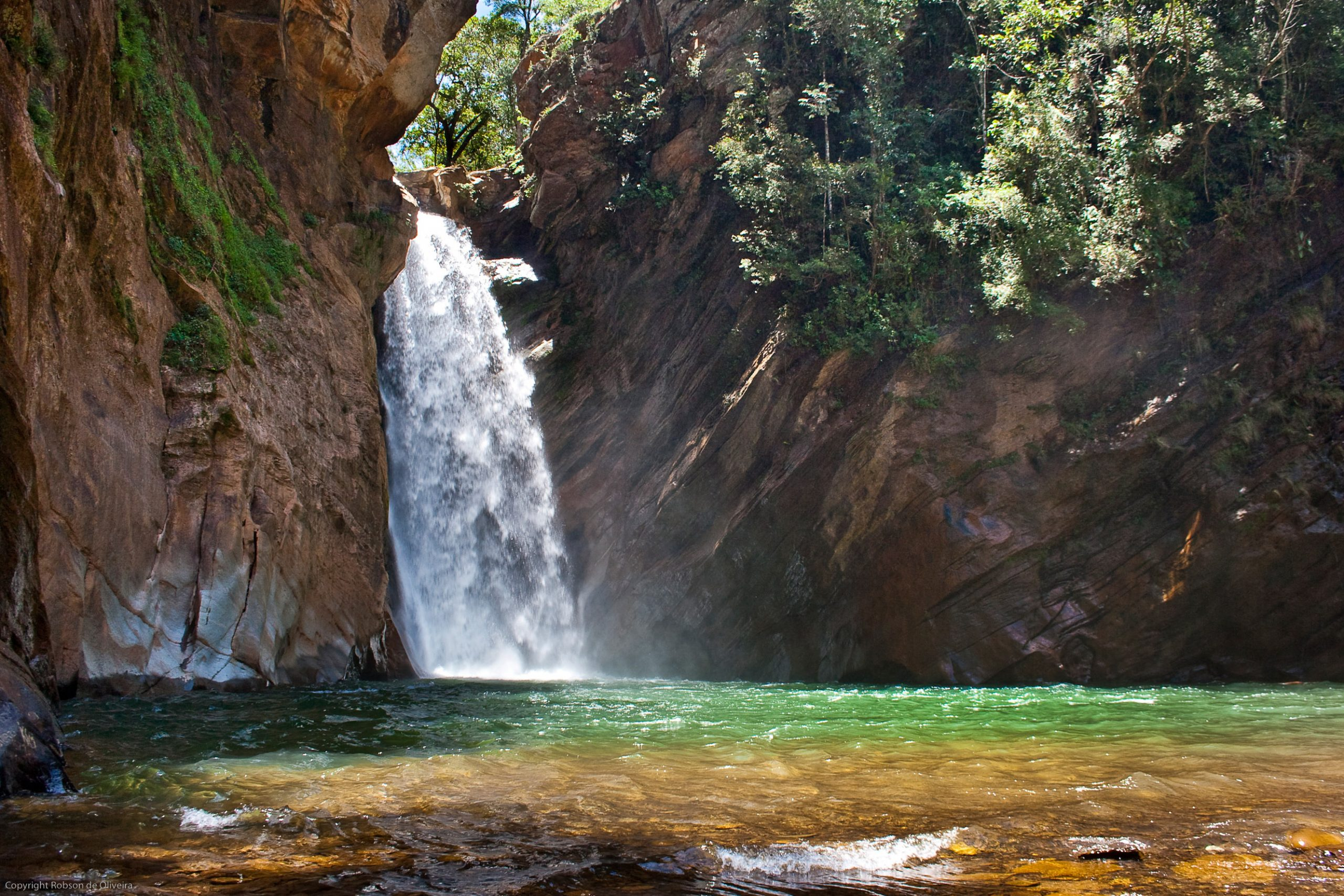 Cachoeira Santo Antônio_Robson de Oliveira_Foto 1